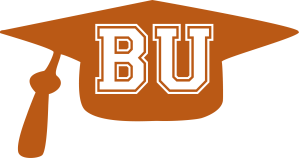 BU Logo Rust